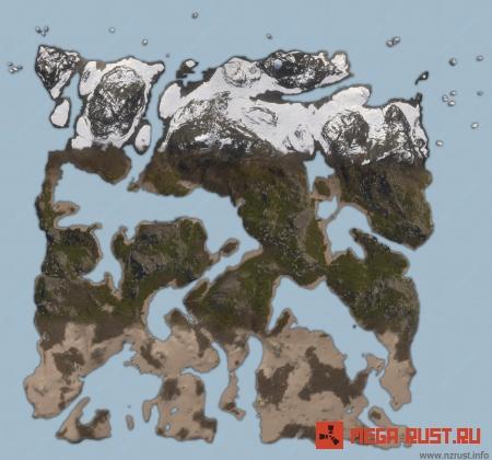 Карта мира в rust experimental или ...: mega-rust.ru/rust-guides/58-karta-rust-experimental.html